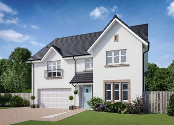 "Thumbnail 5 bed detached house for sale in ""The Lewis"" at Cassidy Wynd, Balerno"