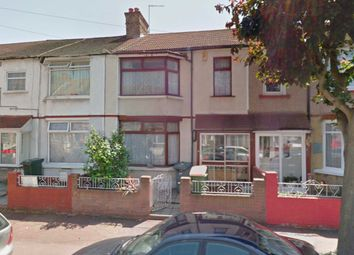 Thumbnail 3 bed terraced house to rent in Charlemont Road, East Ham