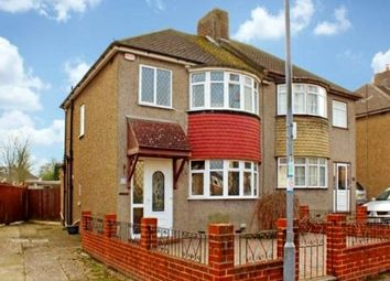 Thumbnail 3 bed semi-detached house for sale in Gillian Avenue, Aldershot