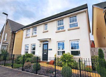 4 bed property for sale in Dartmoor Way, Cullompton EX15