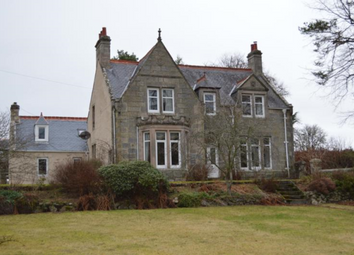 Thumbnail 5 bed detached house to rent in Inverisla House, Rothiemay, Huntly AB54,