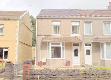 Thumbnail 3 bed semi-detached house for sale in Cadoxton Terrace, Neath, Neath Port Talbot.