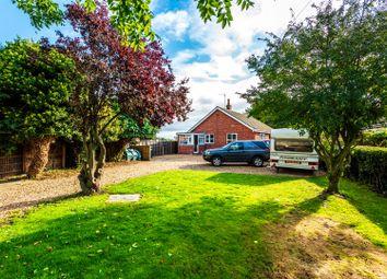 Thumbnail 2 bed bungalow for sale in Halton Fenside, Halton Holegate, Spilsby