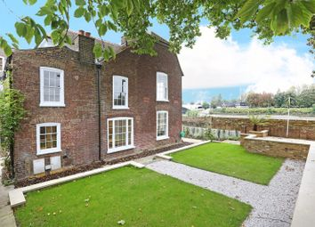 Thumbnail 4 bed property for sale in Thames Bank, Mortlake, London
