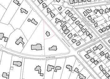 Thumbnail Land for sale in Western Avenue, Canford Cliffs, Poole, Dorset