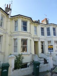 Thumbnail 4 bed terraced house to rent in Grantham Road, Brighton