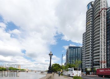 Thumbnail 3 bed flat for sale in The Corniche, Tower Two, Albert Embankment, London