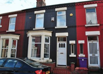 Thumbnail 3 bedroom terraced house for sale in Norris Green Road, West Derby, Liverpool