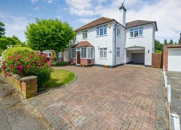 Thumbnail 4 bed detached house for sale in Ragged Hall Lane, St. Albans, Hertfordshire