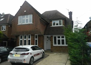 Thumbnail 4 bedroom detached house to rent in Salmon Street, London