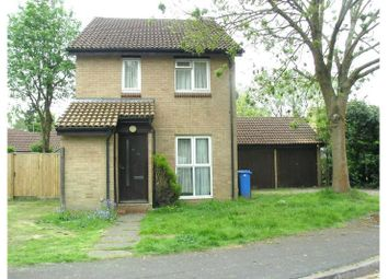 Thumbnail 1 bed flat to rent in Tresillian Way, Goldsworth Park, Woking