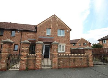 Thumbnail 2 bed semi-detached house to rent in Lingwell Grove, Middleton, Leeds