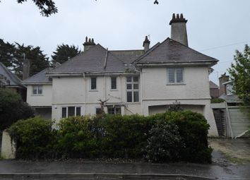 Thumbnail 2 bedroom flat to rent in St Clair Road, Canford Cliffs, Poole