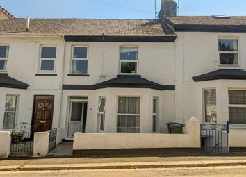 Thumbnail 2 bed terraced house for sale in Priory Road, Mannamead, Plymouth