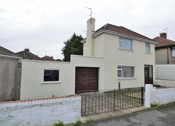 Thumbnail 3 bed detached house for sale in Laburnum Road, Weston-Super-Mare