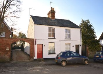 Thumbnail 2 bed cottage for sale in High Street, Thame
