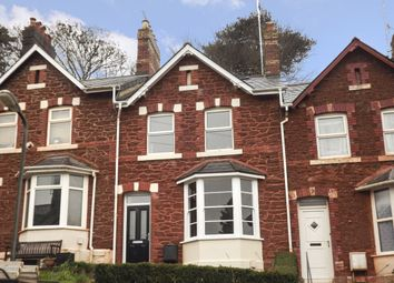 Thumbnail 4 bedroom terraced house to rent in Mallock Road, Torquay