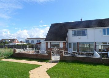 Thumbnail 2 bed property for sale in The Promenade, Knott End On Sea