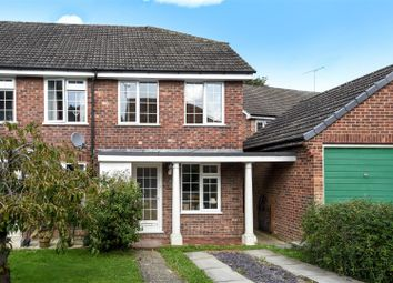 Thumbnail 2 bed end terrace house for sale in Benchfield Close, East Grinstead
