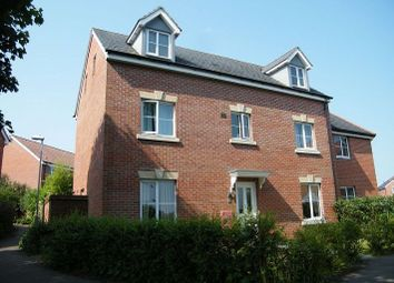 Thumbnail 5 bed semi-detached house for sale in Granary Grove, Hereford