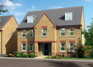 """Thumbnail 5 bed detached house for sale in """"Lichfield"""" at Sparken Hill, Worksop"""
