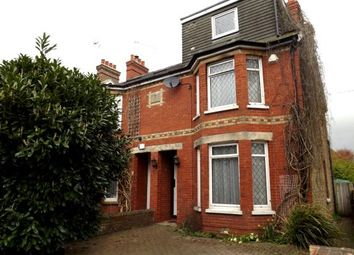 Thumbnail 4 bedroom semi-detached house for sale in Crawley Road, Horsham, West Sussex
