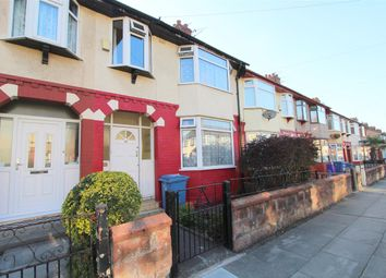 Thumbnail 3 bed town house for sale in Aberdale Road, Stoneycroft, Liverpool