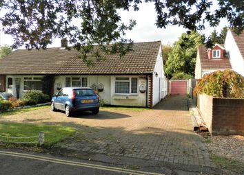 Thumbnail 2 bed semi-detached bungalow for sale in Chase Road, Lindford