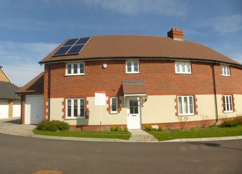 Thumbnail 3 bed semi-detached house for sale in Jefferson Close, Leacon Road, Ashford