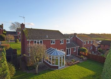 5 bed detached house for sale in Betony Rise, Exeter EX2