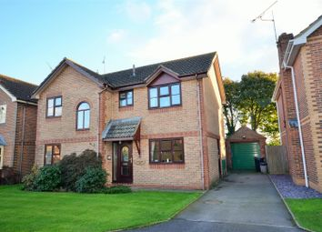 Thumbnail 4 bed detached house for sale in Selwood Close, Sturminster Newton
