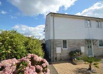 Thumbnail 2 bed flat for sale in Springfield Close, Andover