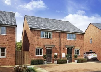 "Thumbnail 2 bed semi-detached house for sale in ""Tiverton"" at Butt Lane, Thornbury, Bristol"