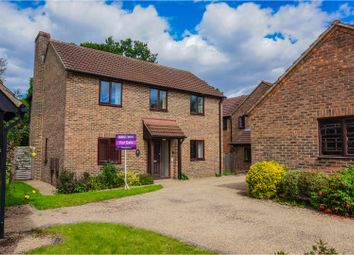 Thumbnail 4 bed detached house for sale in Ledbury, Great Linford