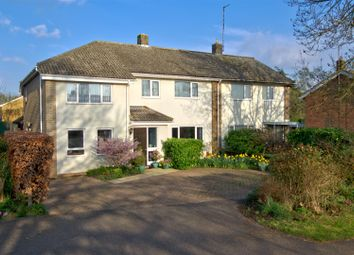 Thumbnail 5 bed property for sale in St. Peters Road, Coton, Cambridge