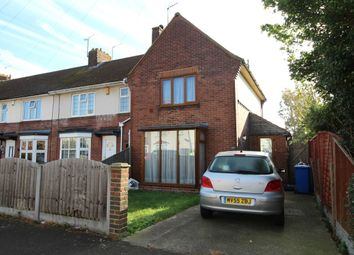 Thumbnail 2 bed terraced house for sale in St. Georges Avenue, Sheerness