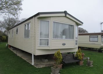 Thumbnail 2 bed mobile/park home for sale in Wandleys Holiday Park, Wandleys Lane, Fontwell, West Sussex