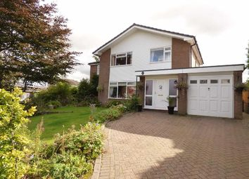 Thumbnail 4 bed detached house for sale in Elgin Avenue, Macclesfield, Cheshire