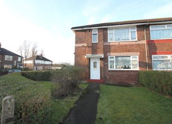 Thumbnail 3 bed semi-detached house to rent in Kingsway Park, Urmston, Manchester