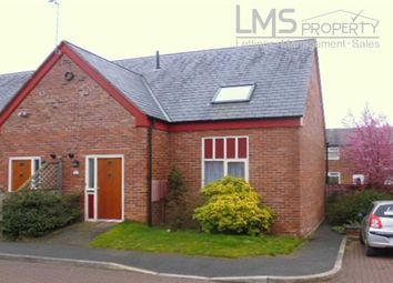 Thumbnail 2 bed mews house for sale in Scholars Rise, Wharton Road, Winsford