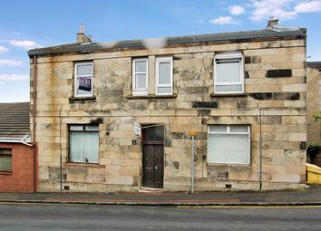 Thumbnail 1 bed flat for sale in East Thornlie Street, Motherwell