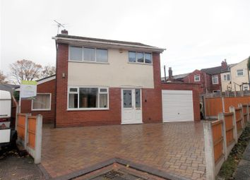Thumbnail 3 bed detached house for sale in Rowland Street North, Atherton, Manchester