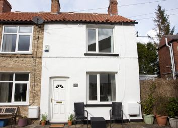 Thumbnail 2 bed cottage for sale in Low Street, South Milford, North Yorkshire