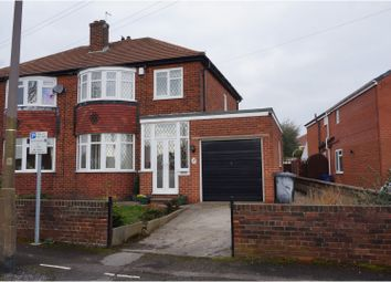 Thumbnail 3 bed semi-detached house for sale in Warner Avenue, Barnsley