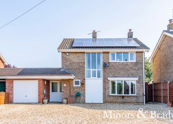 Thumbnail 3 bed link-detached house for sale in Bedingfield Road, Swanton Morley, Dereham