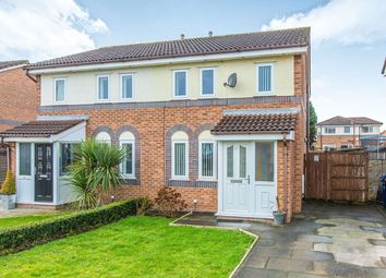 Thumbnail 3 bed semi-detached house to rent in Buckingham Avenue, Penwortham, Preston