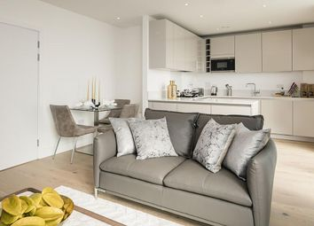 "Thumbnail 2 bed duplex for sale in ""Bennett House-Duplex"" at St. Pancras Way, London"