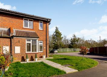 Thumbnail 1 bed end terrace house for sale in Kelly Close, Shepperton
