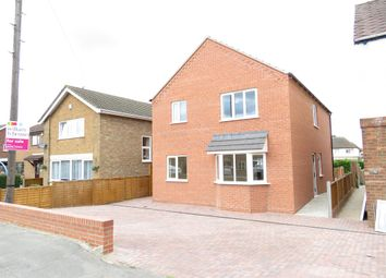 Thumbnail 4 bed detached house for sale in Bourne Road, Spalding