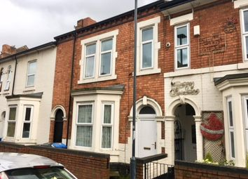 Thumbnail 3 bed property for sale in Dexter Street, Derby